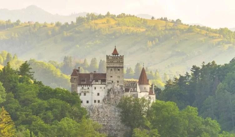 Castelul dracula transilvania