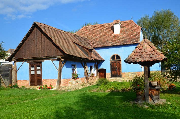 Viscri Transilvania National Geographic