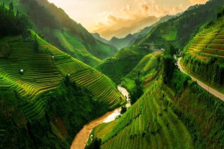 Destinații închise pentru turiști Vietnam