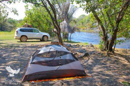 118 Day 195-196, Kapishya Hot Springs, Zambia