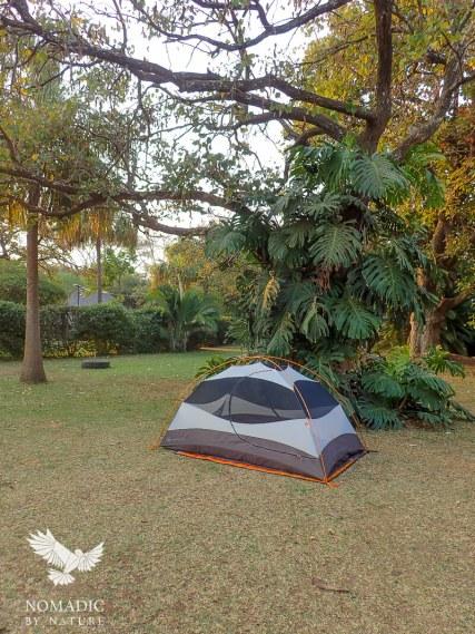 120 Day 200, Eureka Campsite, Lusaka, Zambia