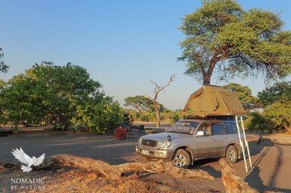 129, Day 229-230 Savuti Campsite, Chobe National Park, Botswana