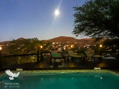 150, Day 258, Hilltop Guesthouse, Windhoek, Namibia