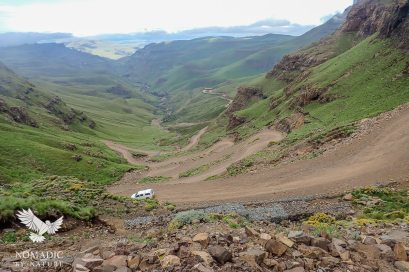 172, Days 300-301, Sani Mountain Lodge, Sani Pass, Lesotho