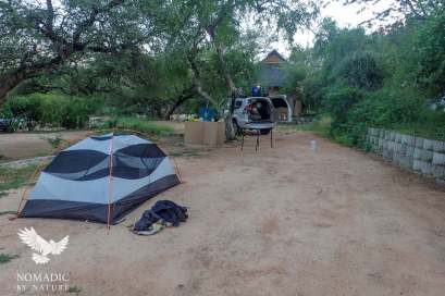 185, Day 334, Lower Sabie Campsite, Kruger National Park, South Africa