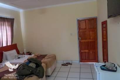192, Day 361, Qhwigaba Guest House, Maun, Botswana