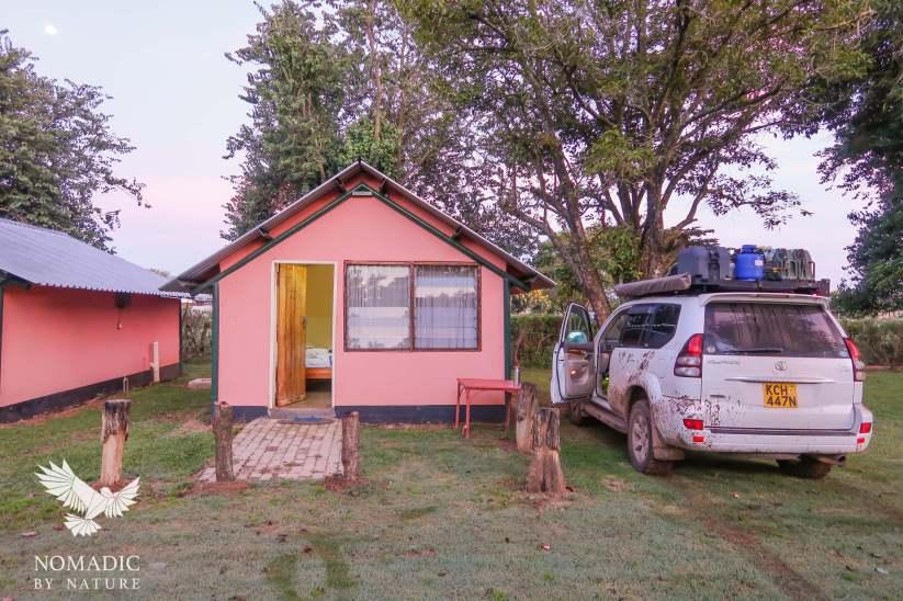 200, Day 380, Fringilla Farm Campsite, Zambia