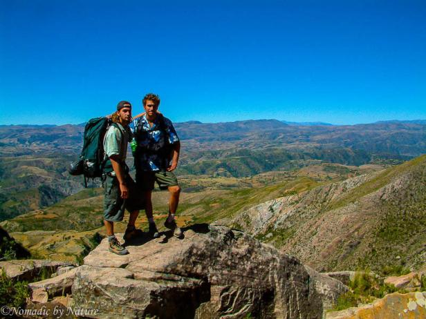 The Summit of Mount Obispo