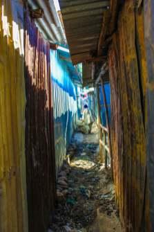 Navigating Kibera