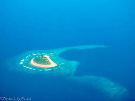 One of Solomon Islands Thousand Islands