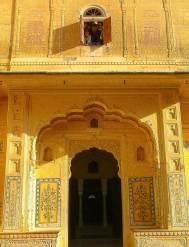 Tiger Fort, Jaipur, India