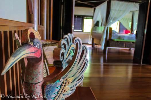 Hibiscus Villa, Tip of Borneo