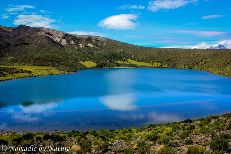Lake Alice, Mount Kenya