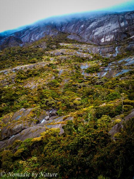 Laban Rata Waterfall, Mount Kinabalu