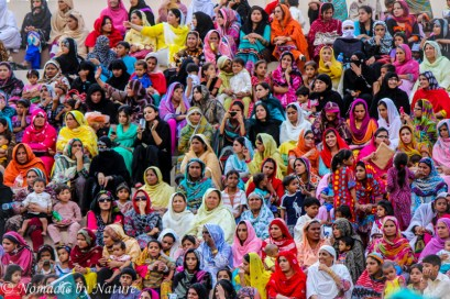 Women of the Wagah Border