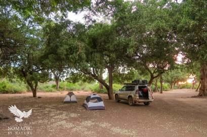 205, Days 384-385, Ndololo Public Campsite, Tsavo East National Park, Kenya