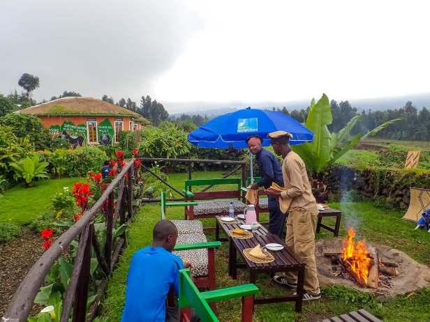 22 Days 41-42 Villa Gorilla, Volcanoes National Park, Rwanda