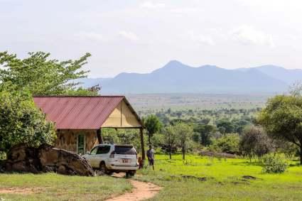 29 Days 57-58, Nga'Moru Wilderness Camp, Kidepo Valley National Park, Uganda