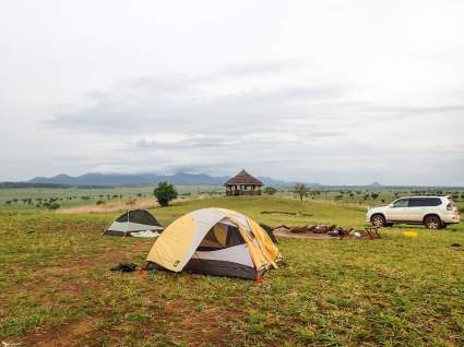30 Day 59, Kakine Campsite, Kidepo Valley National Park, Uganda