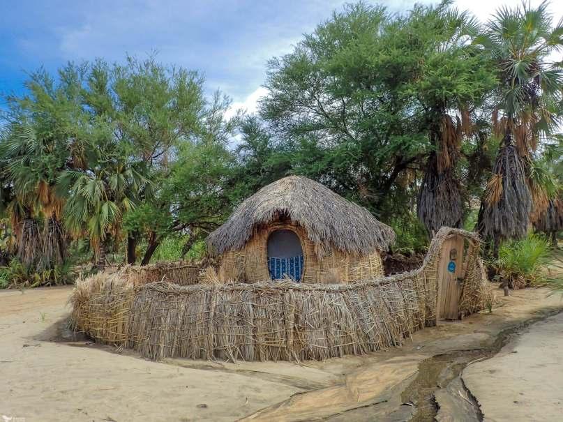 34 Day 64, Eliye Springs Resort, Lake Turkana, Kenya