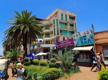 54 Day 86, Friendship Pension, Bahir Dar, Ethiopia