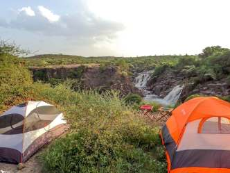 56 Day 89, Awash Falls Lodge, Awash National Park, Ethiopia