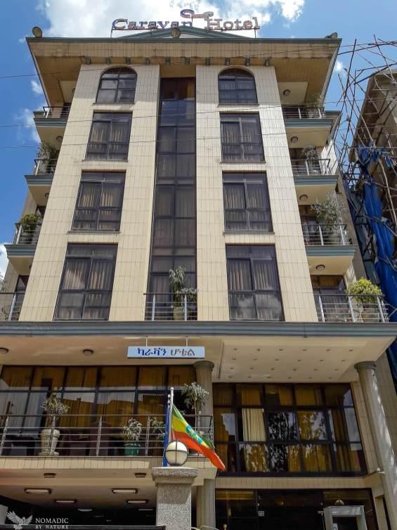 59 Day 92-95, Caravan Hotel, Addis Ababa, Ethiopia