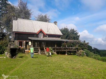 68 Day 106, Castle Forest Lodge, Kirinyaga, Kenya