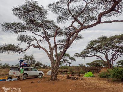 75 Day 120-121, Public Campsite, Amboseli National Park, Kenya
