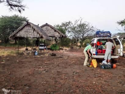 76 Day 122, Chyulu Public Campsite, Tsavo West National Park, Kenya