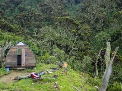 8 Day 12, Samalira Camp, Rwenzori Mountains National Park, Uganda