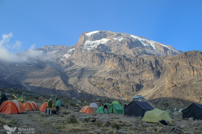 84 Day 132, Baranco Campsite, Kilimanjaro National Park, Tanzania