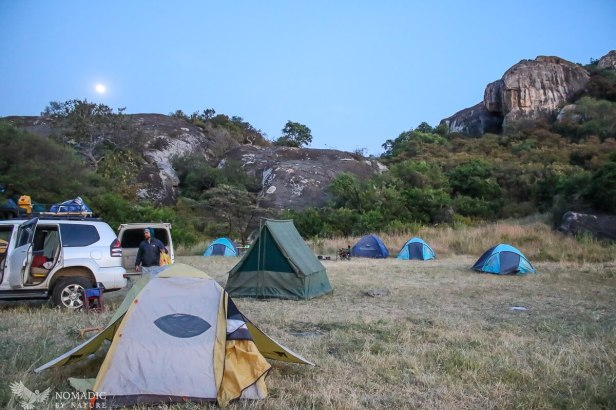 94 Day 145, Lobo Public Campsite, Serengeti National Park, Tanzania