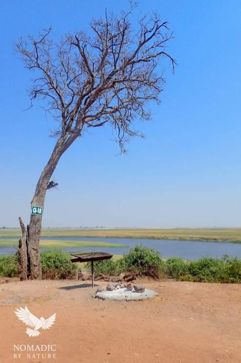 Ihaha Campsite, Chobe National Park, Botswana