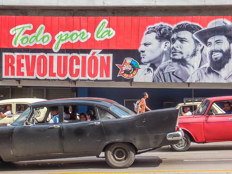 Havana: Stuck in History