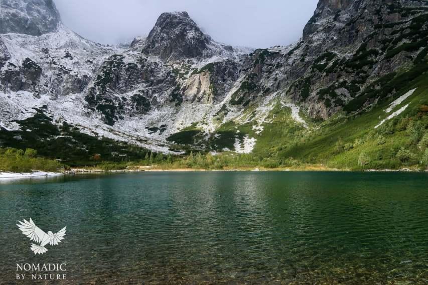 Chata pri Zelenom , Green Lake, High Tatras, Slovakia