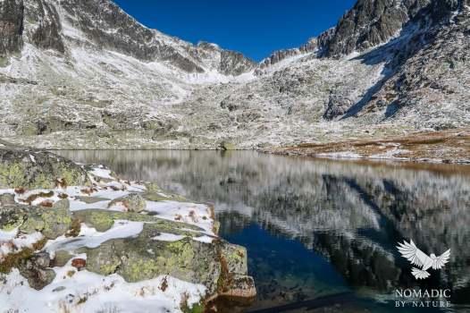 Velke Spisske pleso Lake, High Tatas, Slovakia
