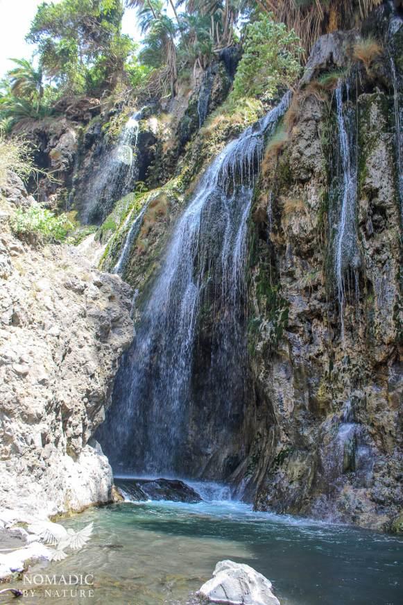 Engaresero Waterfall, Lake Natron, Tanzania