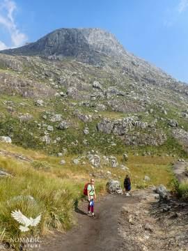 Trekking Mount Mulanje through to Koppies, Malawi