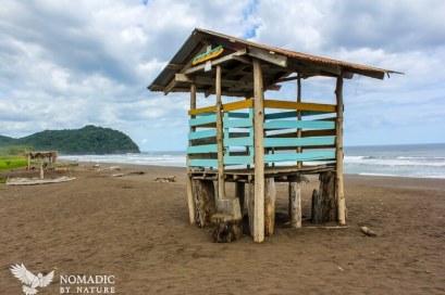 Turtle Tower, Playa Camaronal, Costa Rica
