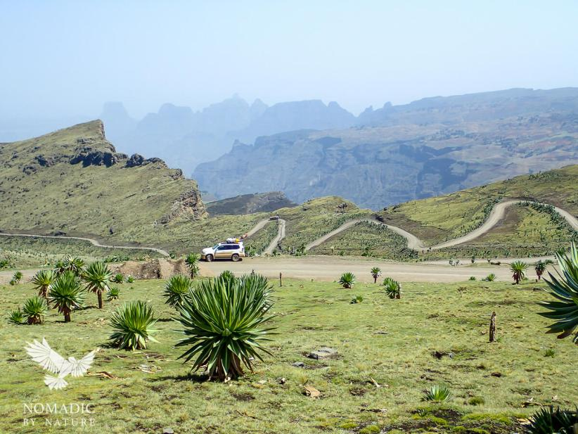 Simien Mountains National Park, Ethiopia