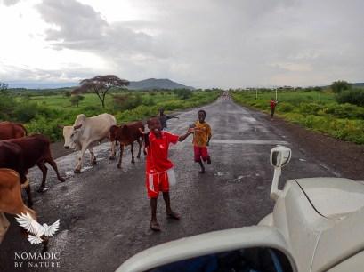 Jinka, Omo Valley, Ethiopia
