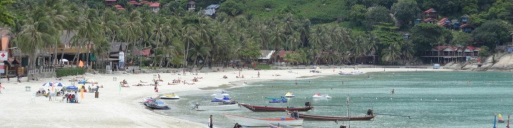 Haad Rin Beach, Haad Rin Beach, Koh Phangan