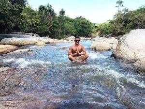 Than Sadet, Than Sadet Waterfall National Park, Koh Phangan