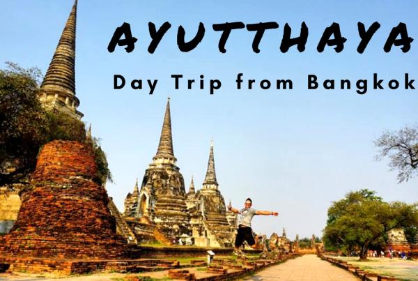 Ayutthaya day trip