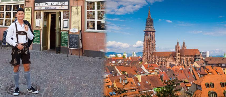 germany europe itinerary