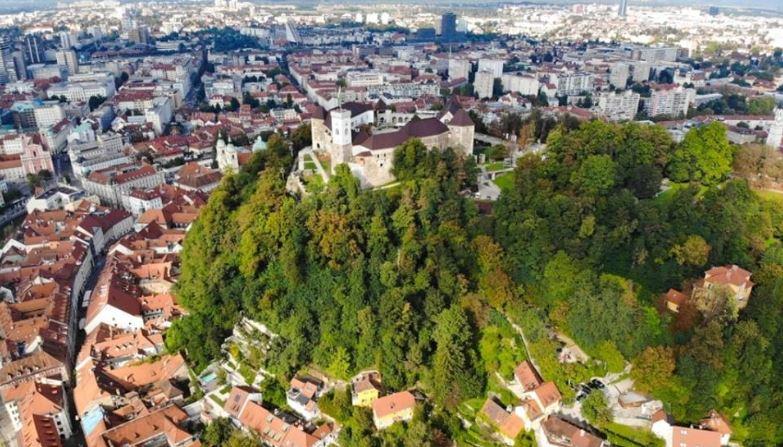 slovenia castle europe itinerary
