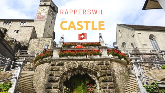 Rapperswil Castle Switzerland