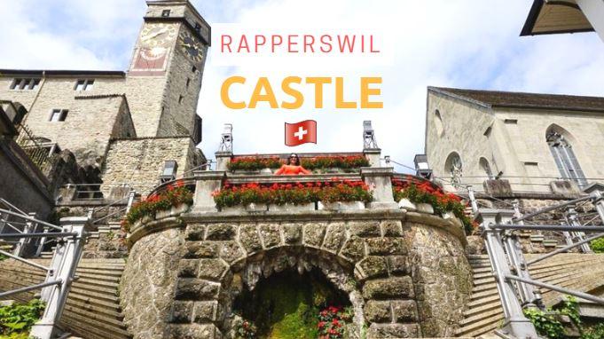Rapperswil Castle, Rapperswil Castle
