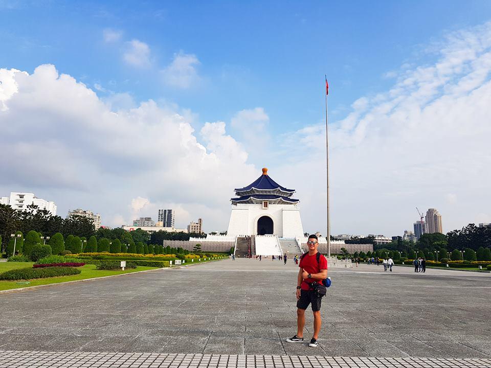 1 Week in Taiwan, 1 Week in Taiwan